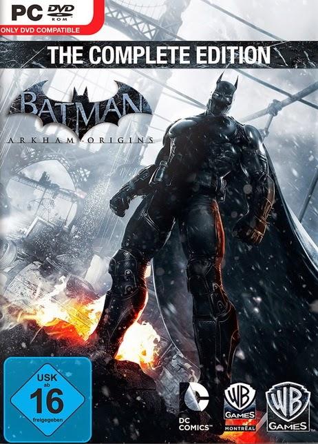 Batman – Arkham Origins Complete Edition [PROPHET] [Español] [MG]