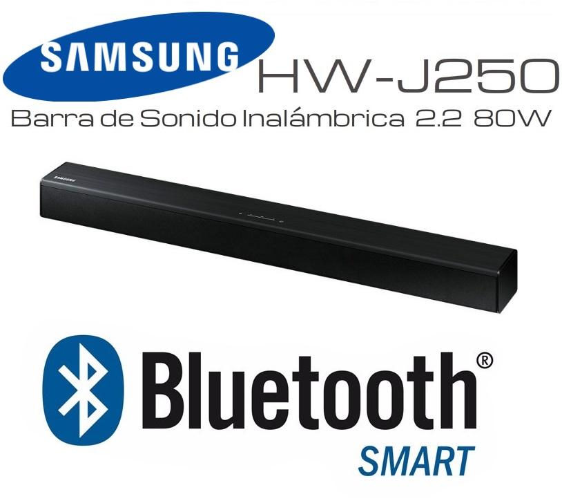 Samsung Hw J250 Wireless Audio Airtrack Soundbar Sound Bar Speaker Home System Ibay