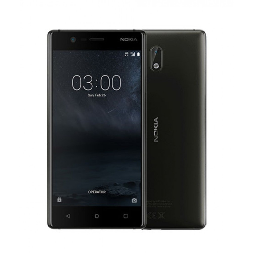 Nokia 3 2017 16gb Black Brand New Sealed Free Delivery 9630564 Ibay Lenovo A7700 Home