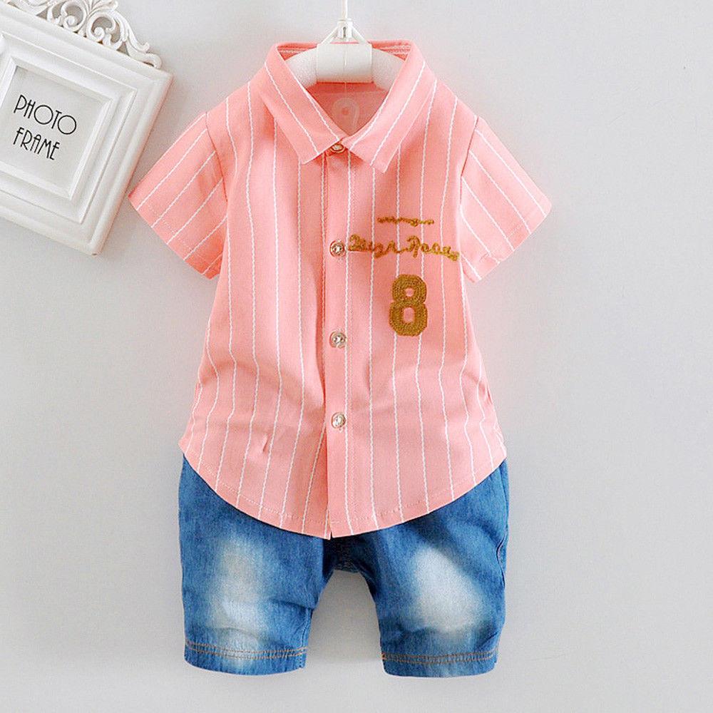 ea96282727ee Baby Boy Pink T Shirt