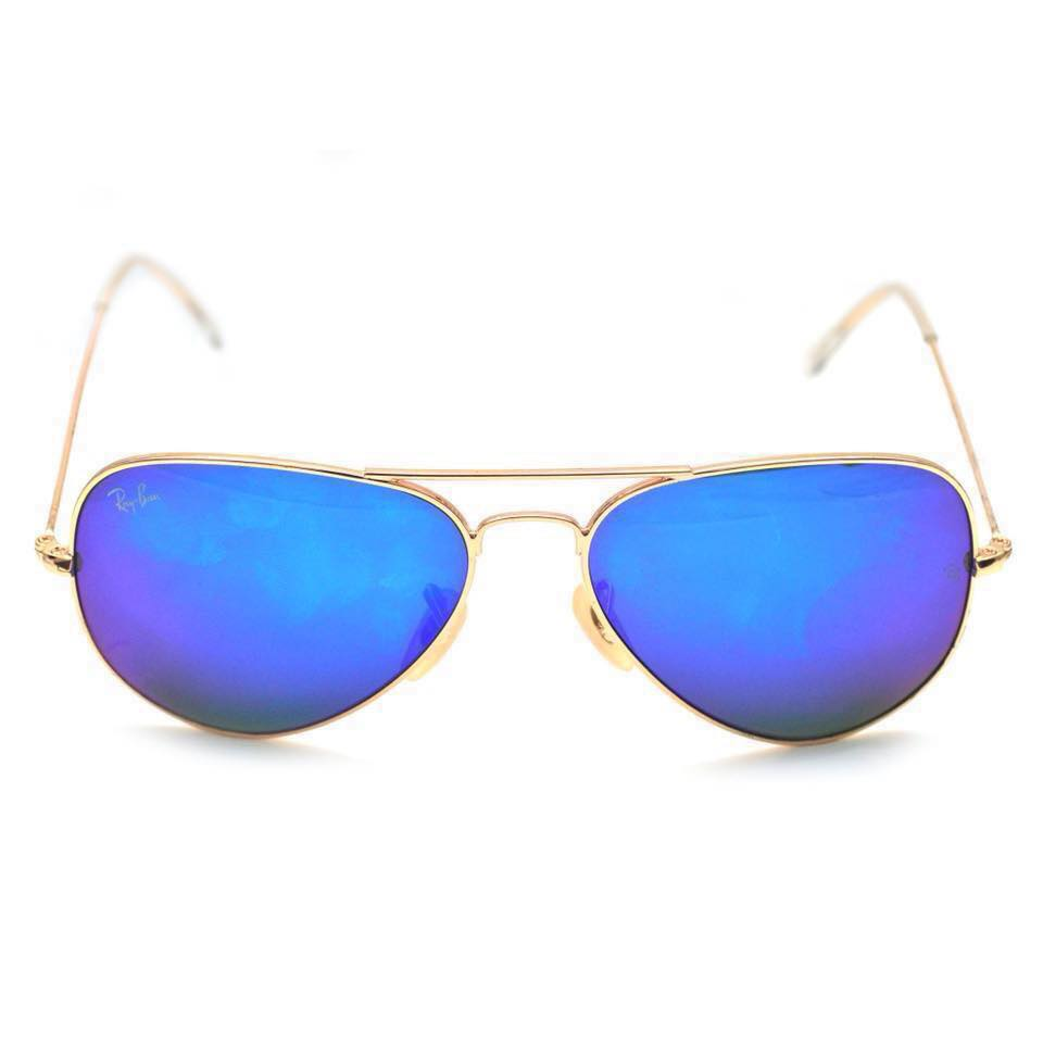 3f0e8d0729 RayBan Glass UV protection Aviator Sunglass 008