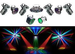 DJ Light Setup