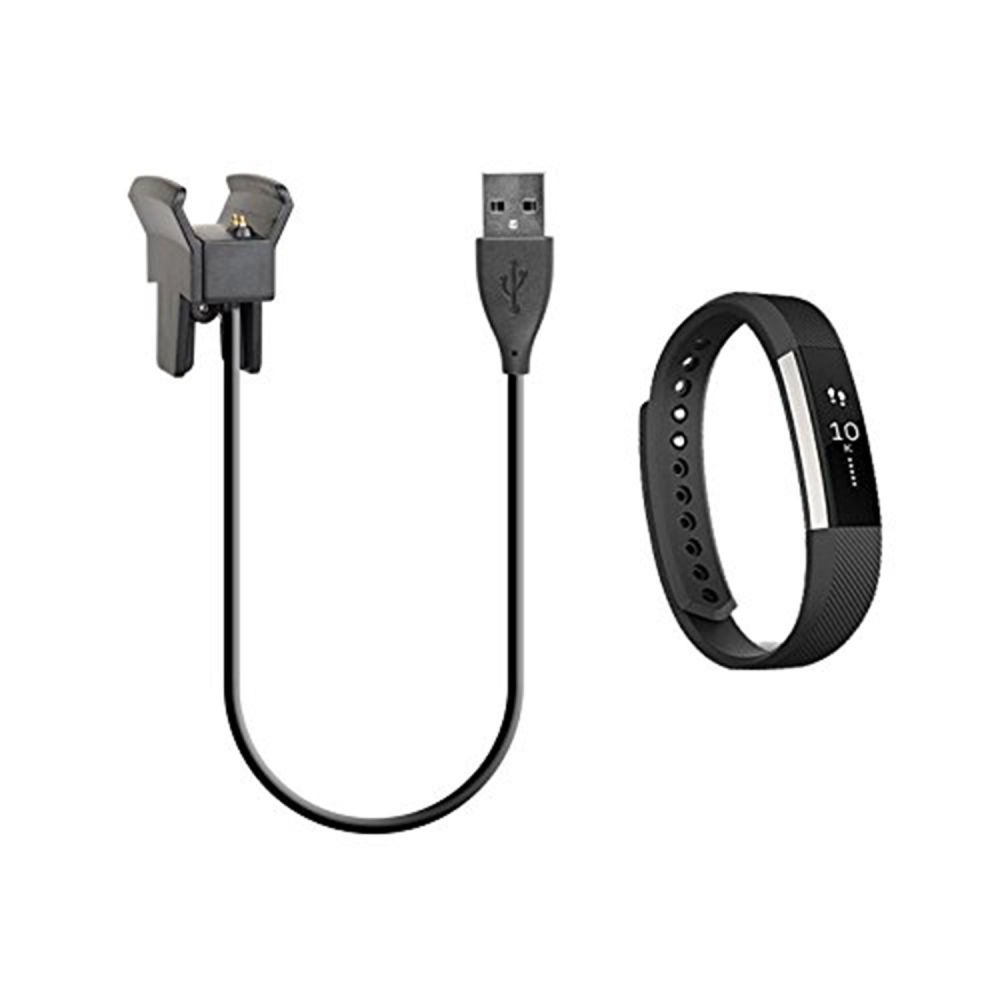 USB Charger Charging Cradle Cable Adapter For Fitbit Alta