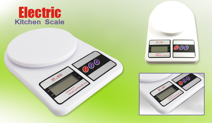 The SF 400 5Kg Electronic Digital Kitchen Scale   7793235 | IBay