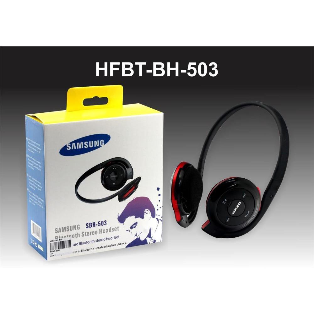Samsung Bluetooth Stereo Headset Sbh 503 Ibay