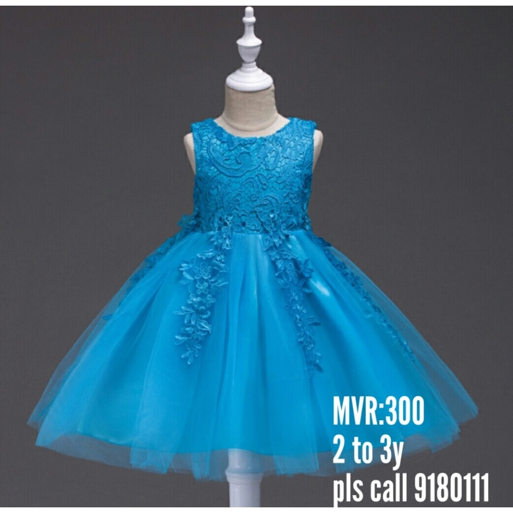 Party dress (2 to 3 year)   iBay