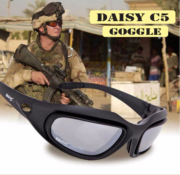 e9878a94e2 Daisy X7 Military Goggles Bullet-proof Army Polarized Sunglasses. Report