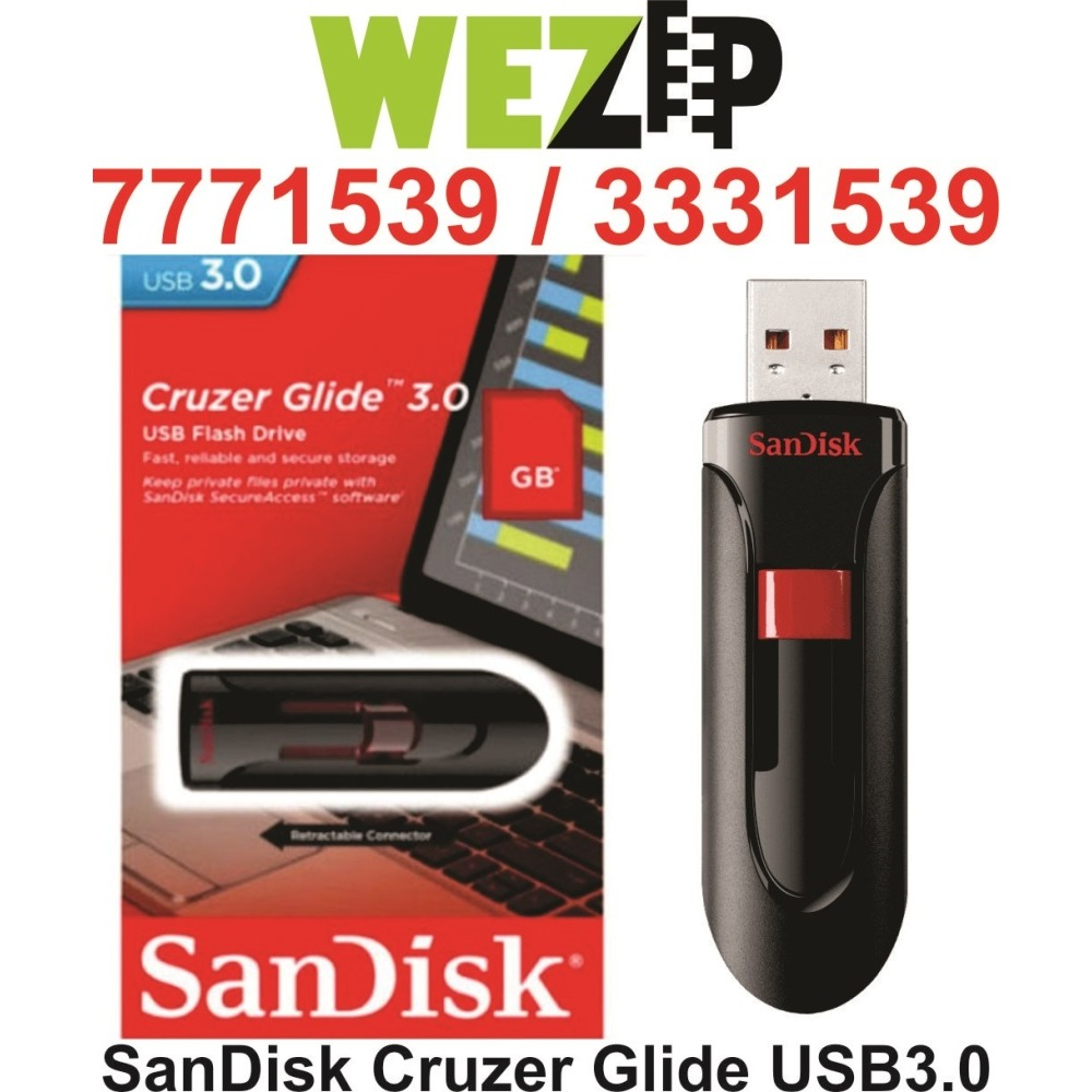 Original Sandisk Cruzer Glide Pendrive 32gb Flash Drive Usb30 Call Usb 3 7771539 Ibay