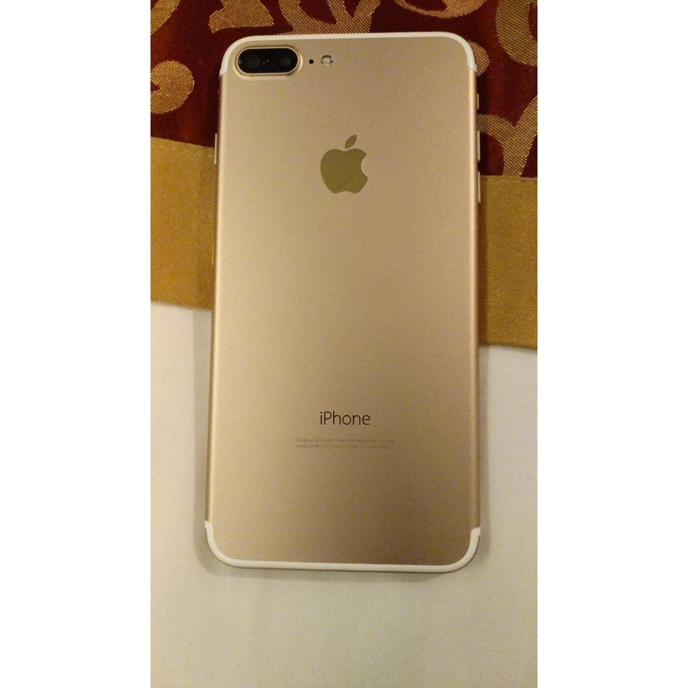 iphone 7 plus 128gb gold used good condition ibay. Black Bedroom Furniture Sets. Home Design Ideas
