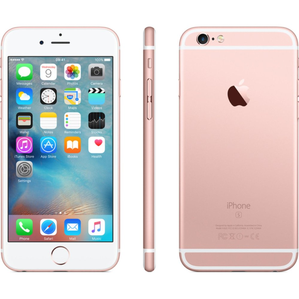 Apple IPhone 6 Plus 64GB Rose Gold 9991299