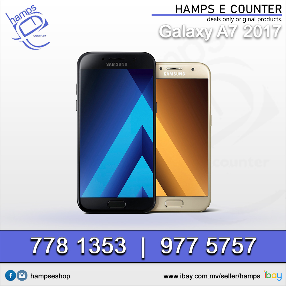 Brand New Samsung Galaxy A720 32gb 3gb Ram 2017 Model 16mp 57 4g Lg G5 Se Smartphone Gold 32 Gb 3 Lte 3600mah Ibay