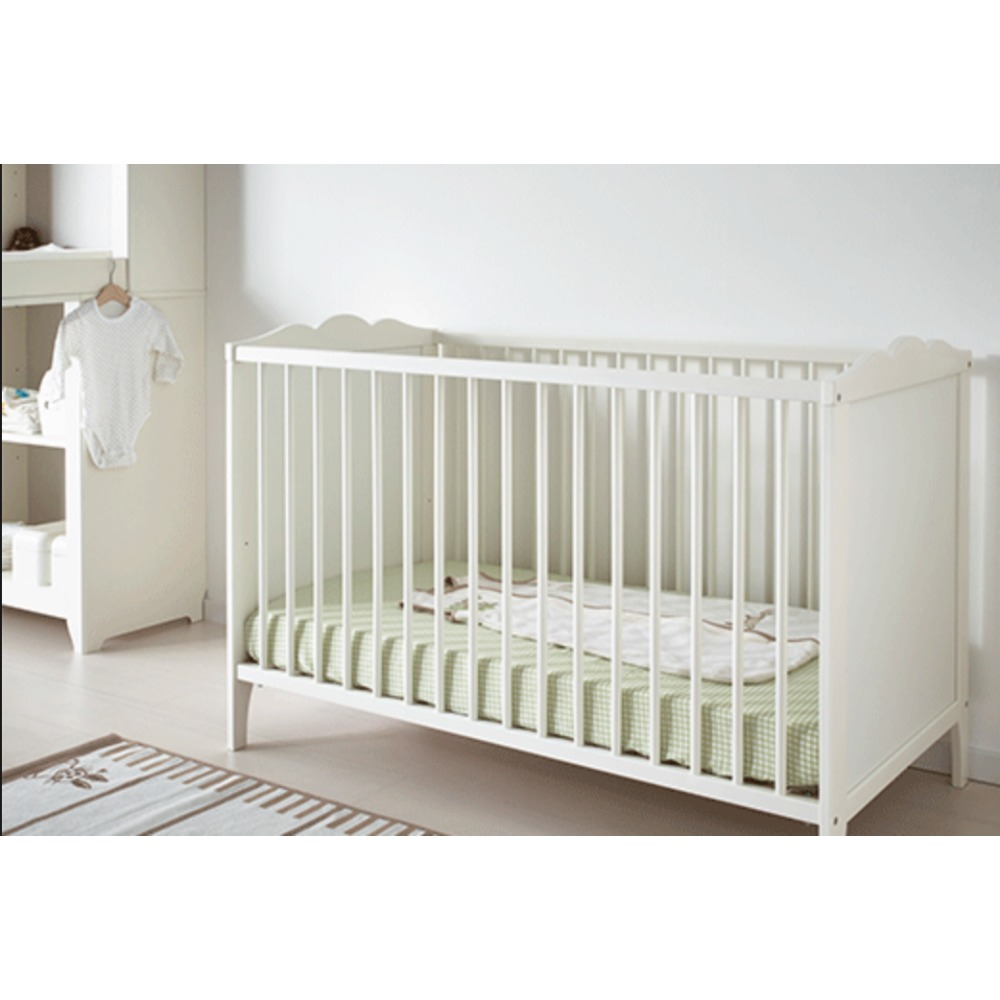 storage materials idea under and for homesfeed storing crib baby white features with cribs ikea clothes designs