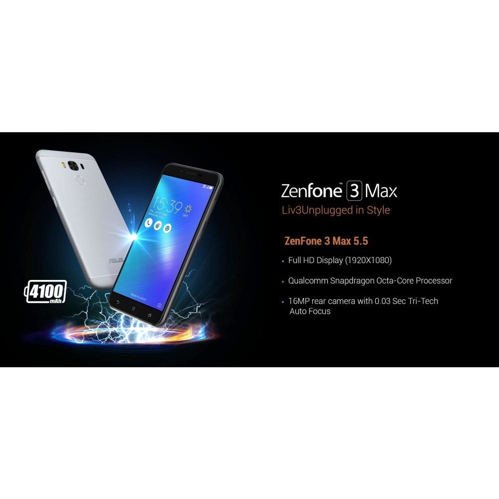 Asus Zenfone 3 Max 32gb 3gb Ram 100genuine Brand New Free Deliver 9995512 Ibay