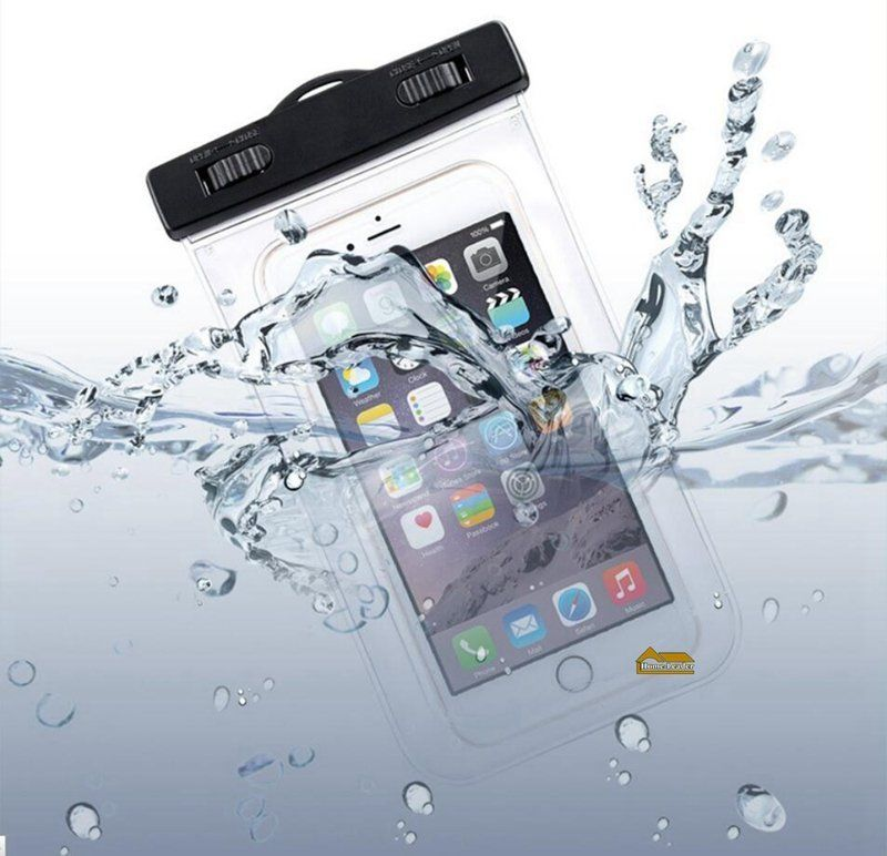 online store b4189 ad5ec Waterproof Underwater Phone Case Cover Bag Dry Pouch for iPhone ...