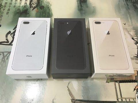 Brand new Apple iPhone 8 plus 256gb factory sealedbox gifts