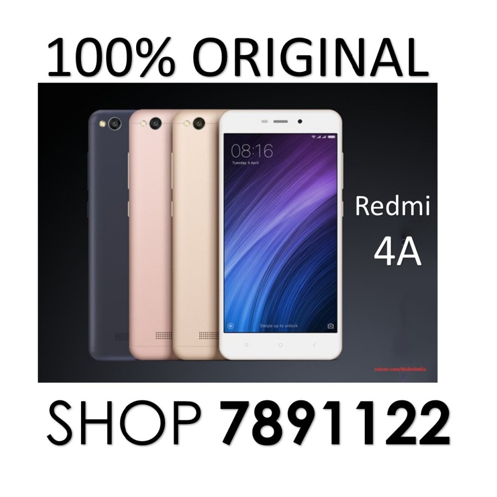 Xiaomi Redmi 4a 16gb 2gb Ram 4g Lte 5 Inch Dual Sim Free Delivery Ibay 2