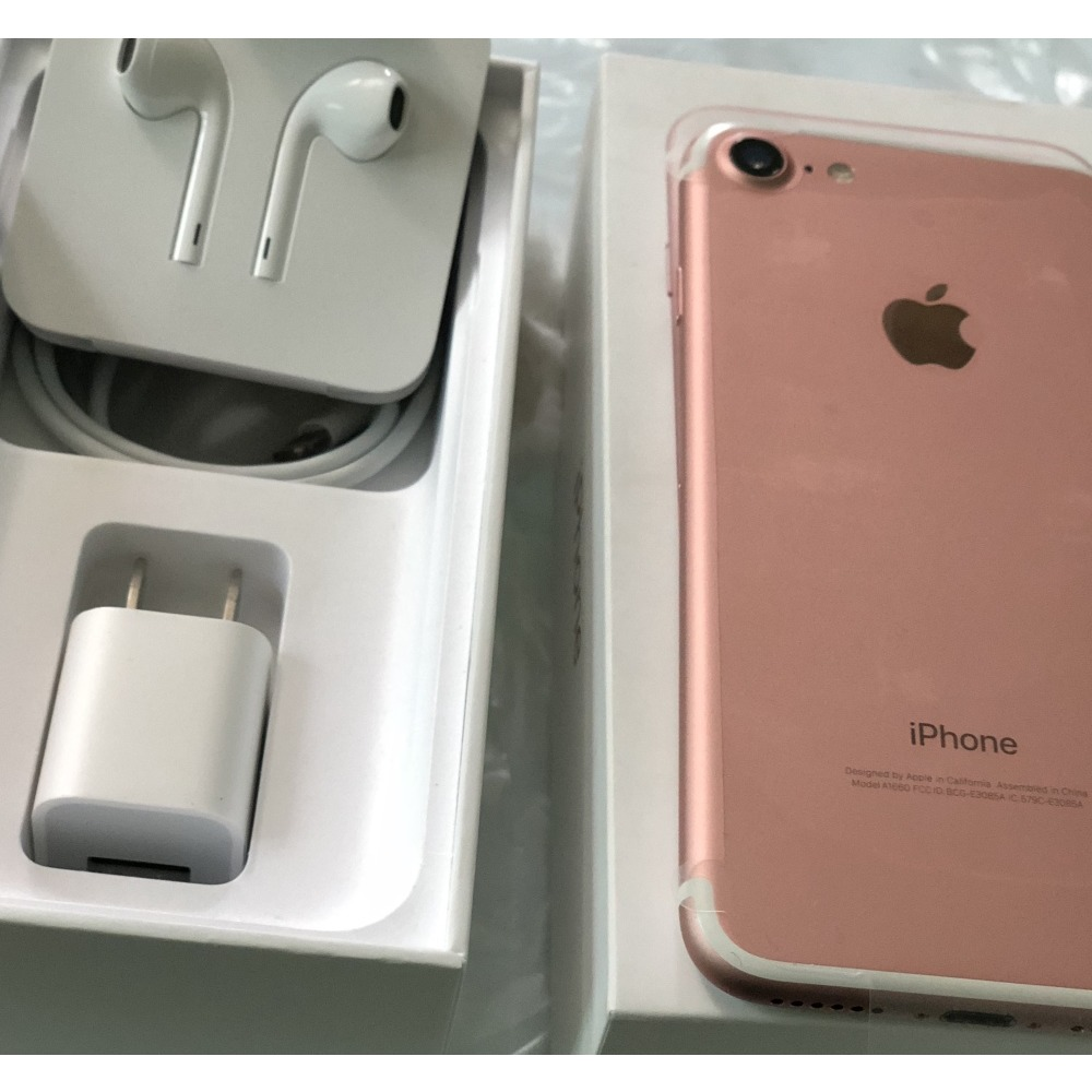Iphone 7 32gb Rosegold Brandnew Apple Warranty 1month2check Gift 32 Gb Rose Gold 9909998 Ibay