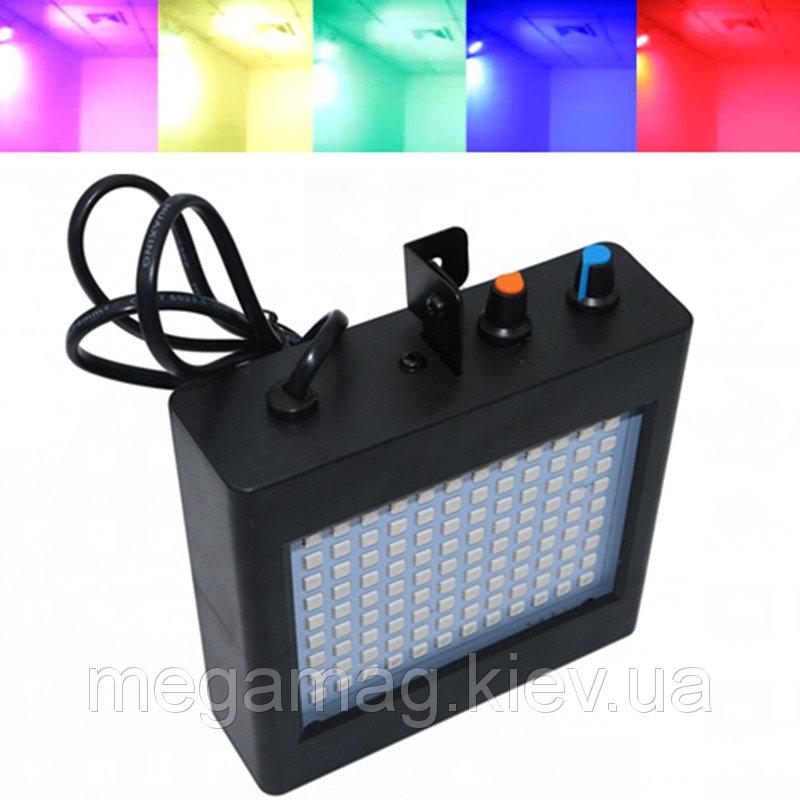 Led 108 Pearl Color Strobe Light Stroboscopic Flash Bar KTV (9699975)