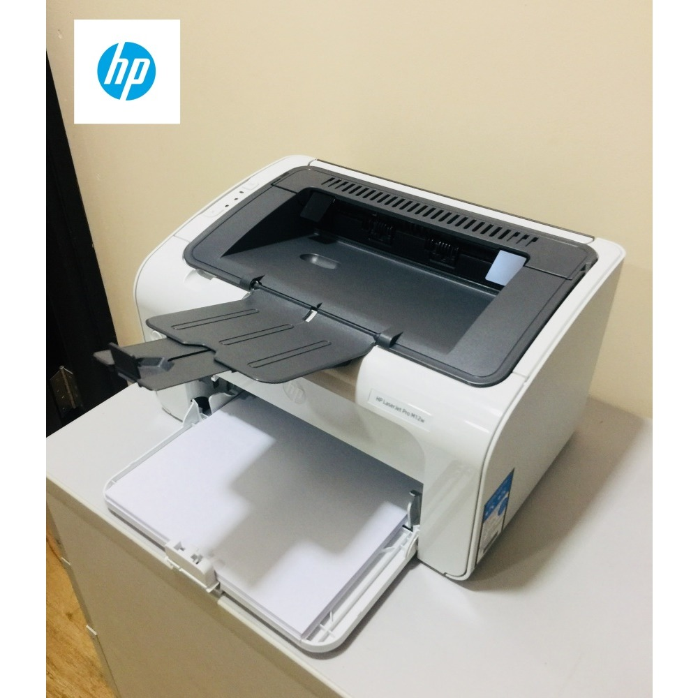 Hp Laserjet Pro M12w Wireless Printer For 1200 Call Or Texts 1112 9658901 Ibay