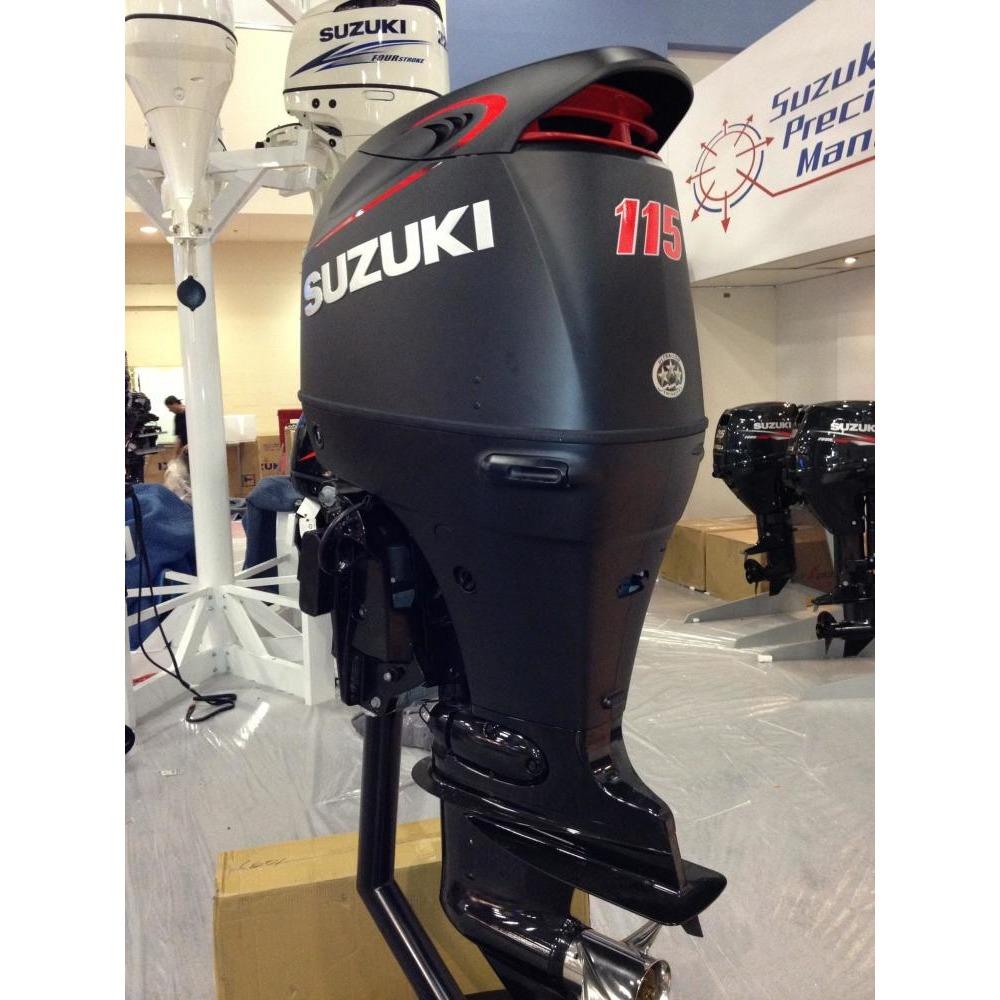 Suzuki 115hp 4 stroke outboard | iBay