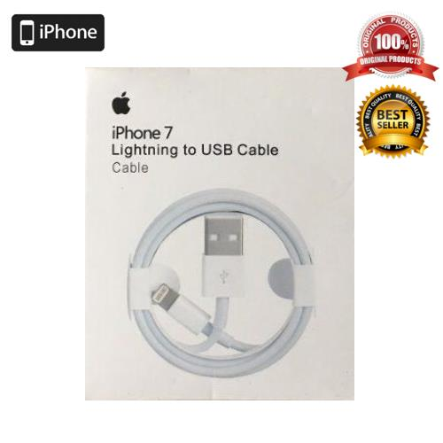 Iphone 7 Lightning To Usb Cable Original Free Delivery Ibay