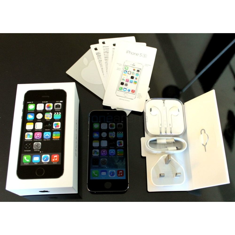 Iphone 5s 32gb Brand New Sealed Pack Free Delivery Call Ibay