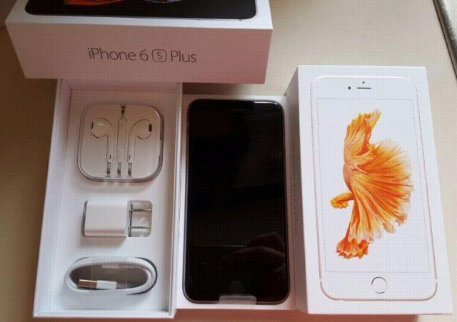 IPHONE 6S plus 128GB BRAND NEW SEALED PACK FREE DELIVERY Call. Report 2605e39b8d