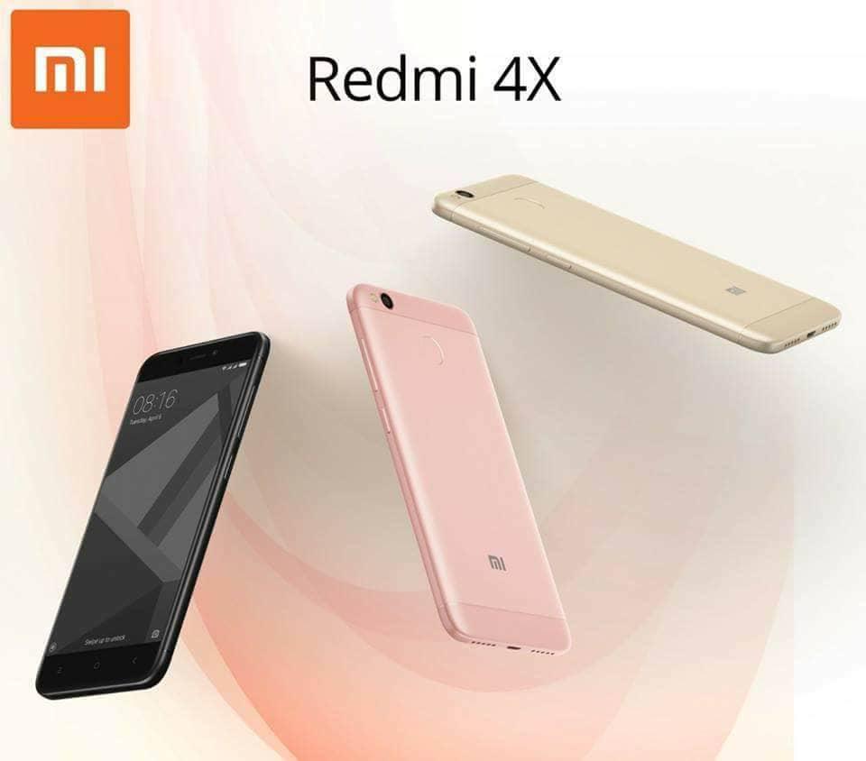 Xiaomi Redmi 4x 3gb 32gb New Original Cheapest In Hulhumale Mi 4c White 9690805 Ibay