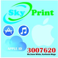 Create an Apple ID without a credit card - SKY PRINT