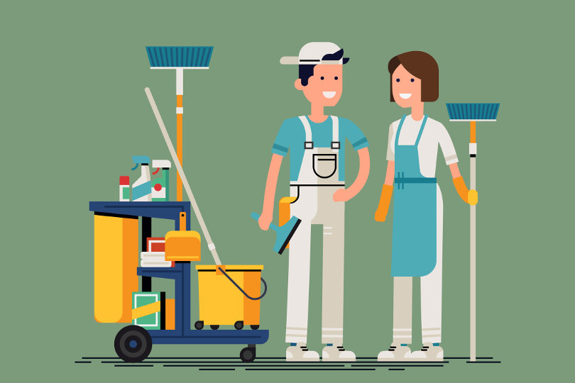 cleaning service 7417716 ibay