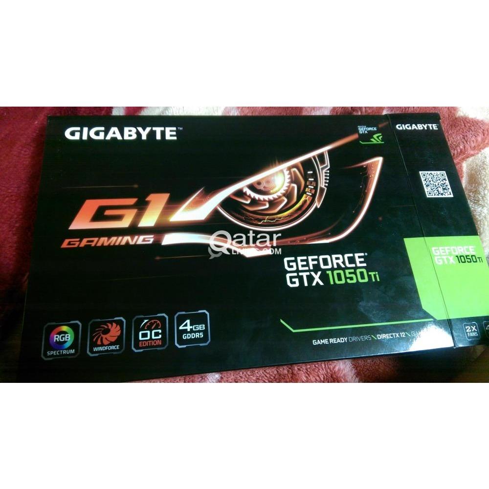 Used Gigabyte Geforce Gtx 1050 Ti 4gb Ddr5 Call 9699048 Ibay Msi Oc