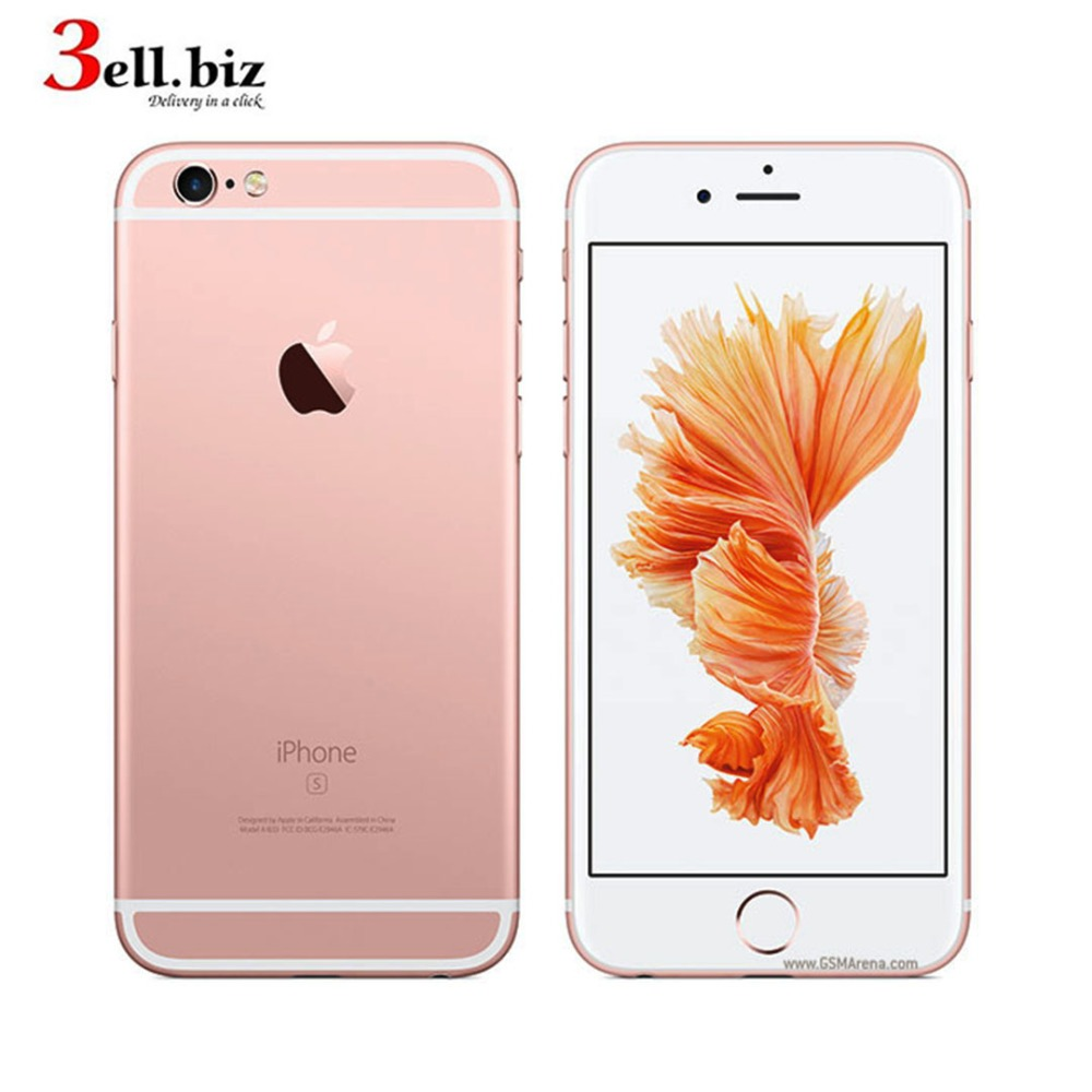 Iphone 5s 64gb Rose Gold Ibay Apple