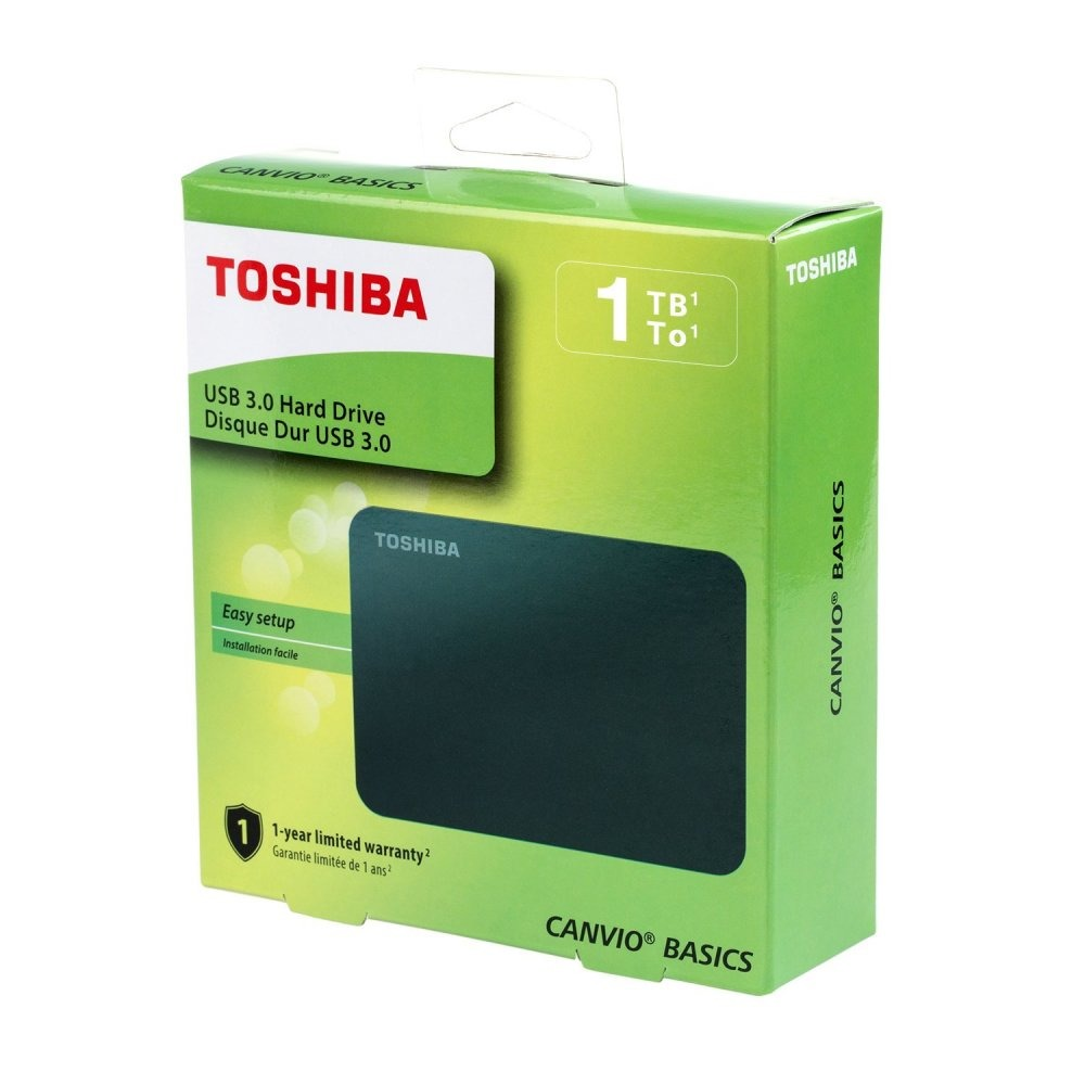 toshiba usb 3 0 hard drive