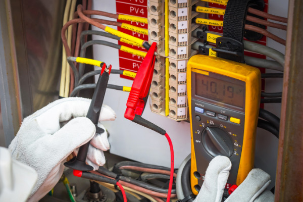 electrician fault finding
