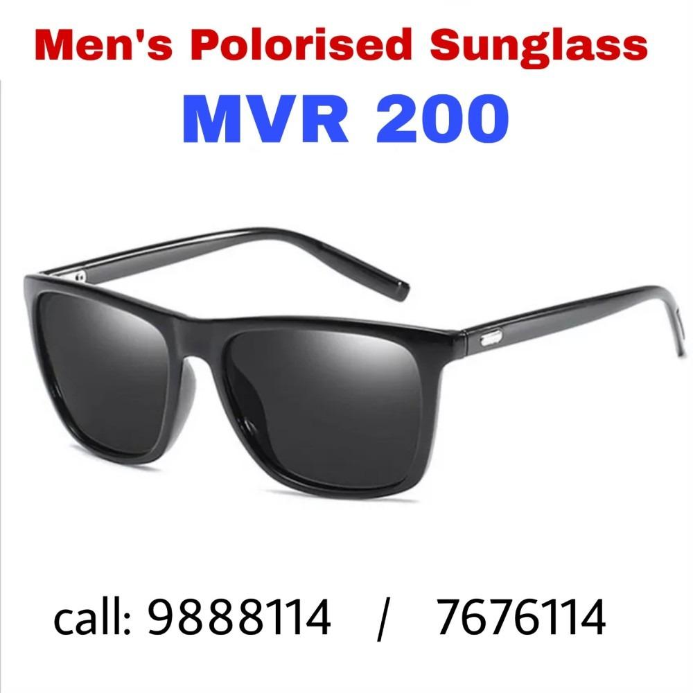 d118f52446 Men s Sunglass  MVR 200