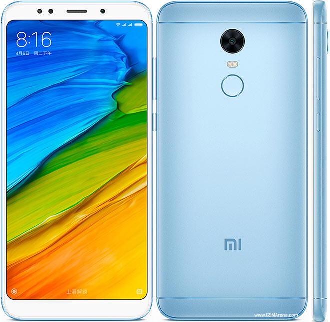 Xiaomi Redmi Note 5 3Gb 32Gb Blue CX - Hotline: 332-6969 | iBay