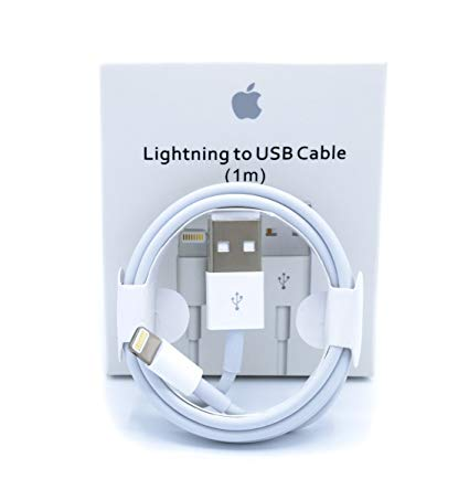 cheap for discount abe3b d8855 APPLE IPHONES / IPADS ORIGINAL FARST CHARGING USB LIGHTING CABLE ...