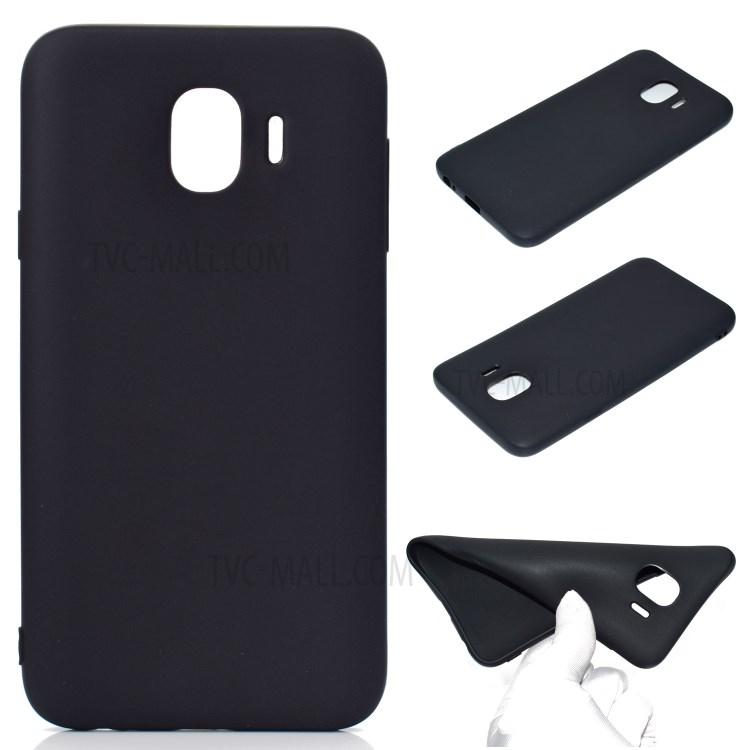 0040a4324ac Galaxy J4 Soft Back Case Black, Clear, Floral, Anti-Shock Back Case ...