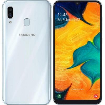 Samsung Galaxy A30 4G DS 4Gb 64Gb A305F White Ph 332-6969 | iBay