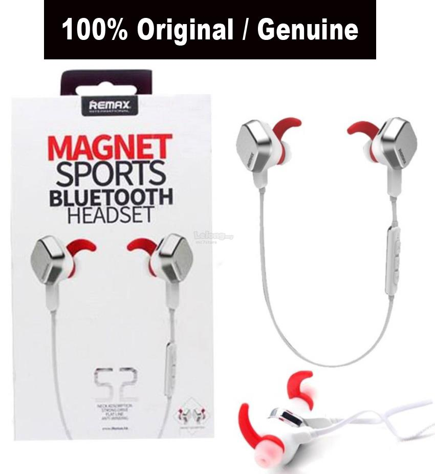 Remax S2 Spot Magnet Bluetooth Headset Call 7377400 Ibay