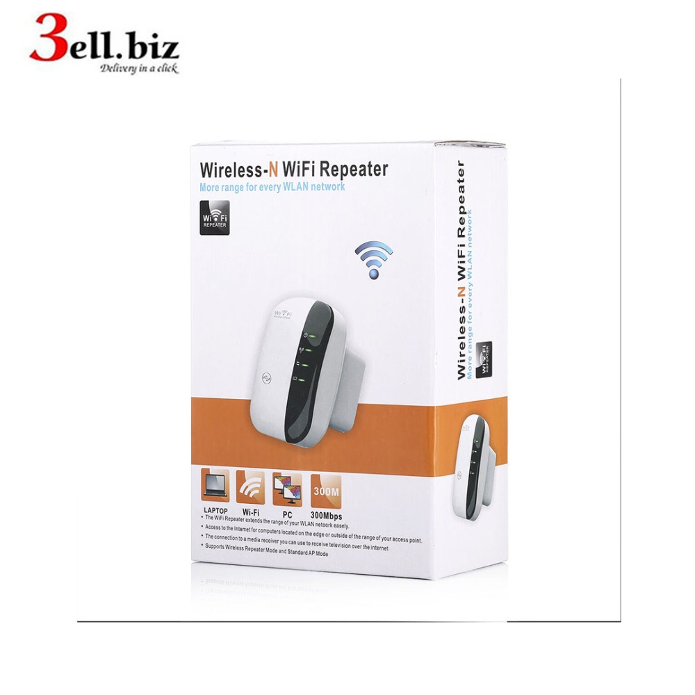 Wireless N Wifi Repeater (free delivery) | iBay