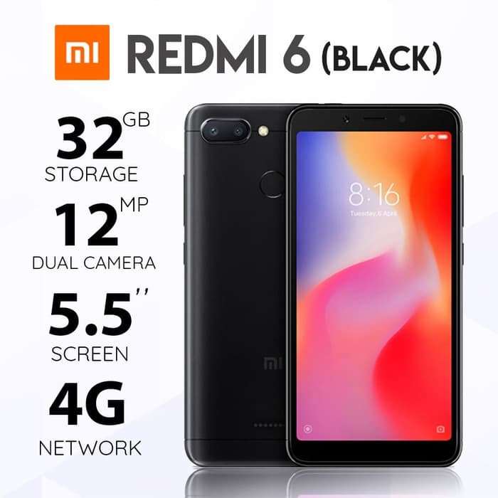 brand new Xiaomi redmi 6 32GB sealed Call 7996633 | iBay