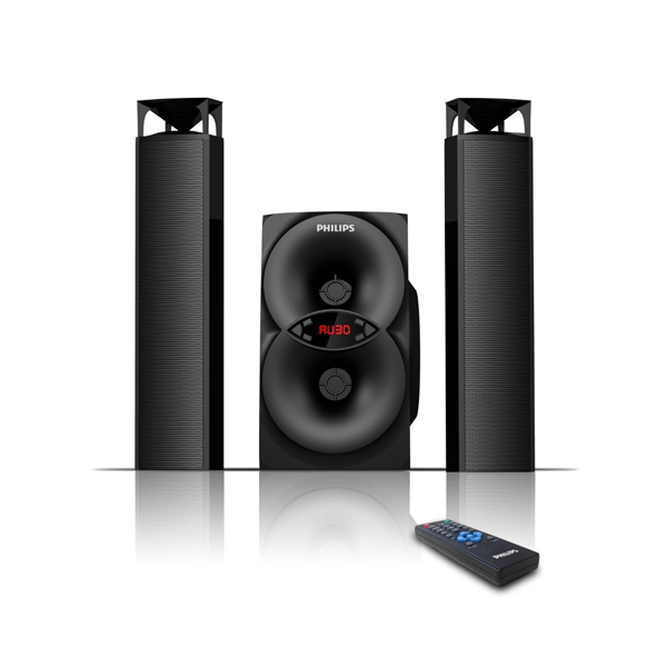 Philips Mms4200 Speaker System Ibay