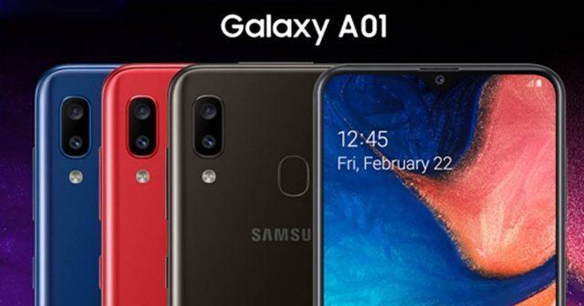 Samsung Galaxy A01 16gb 2gb Blue Black Red Selling Affordable 9550508 9560506 Ibay