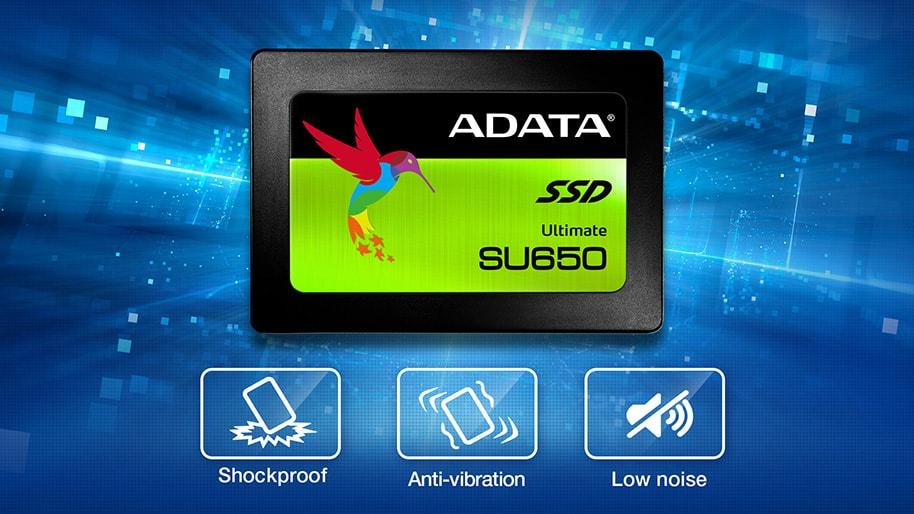 Brand New ADATA SSD, 120GB, SATA 2.5'', 3D NAND, R/W 520Mbps, CALL 7670097  | iBay