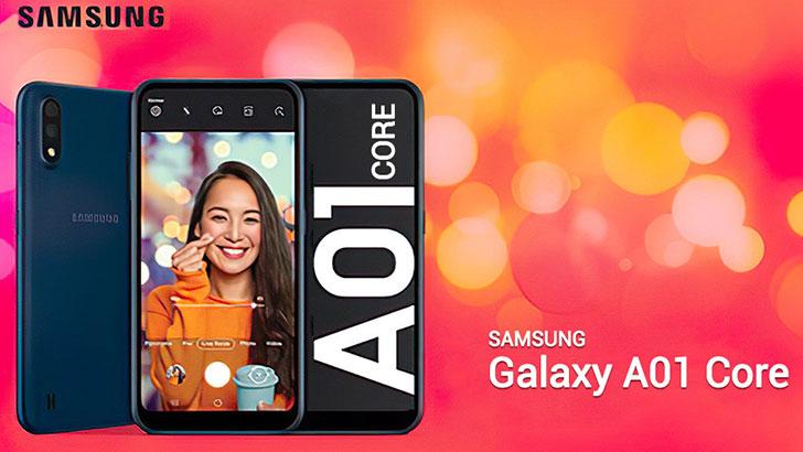 Samsung Galaxy A01 Core 16 1gb Brand New 100 Original Call 7779367 9994604 Ibay