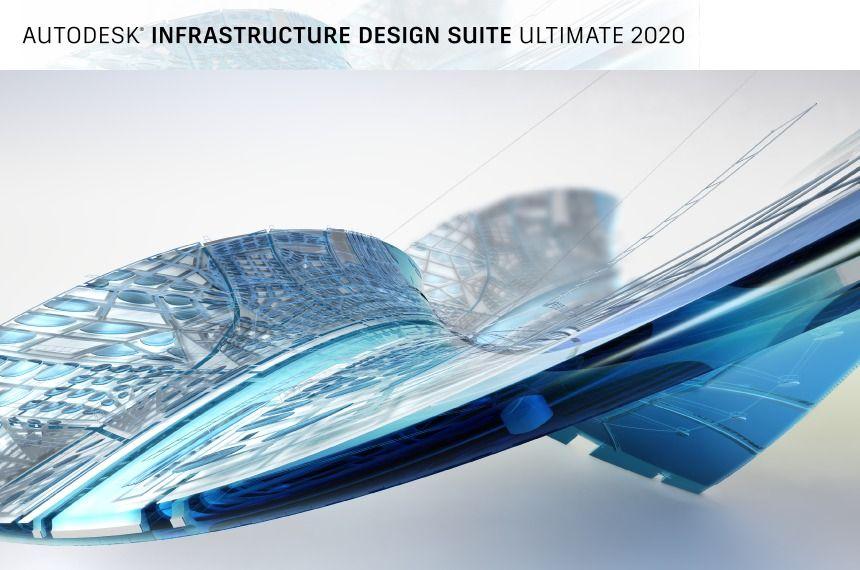 Autodesk Infrastructure Design Suite Ultimate 2020 For Sale